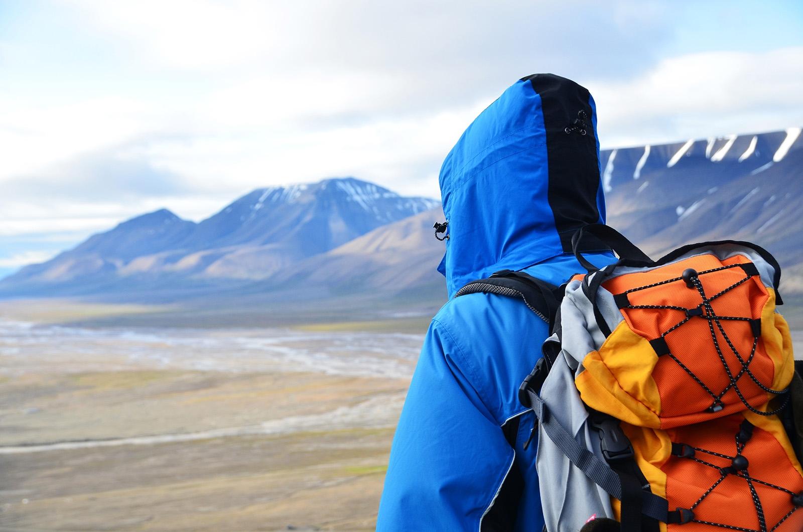 Na Spitsbergenie nie ma oficjalnych szlaków