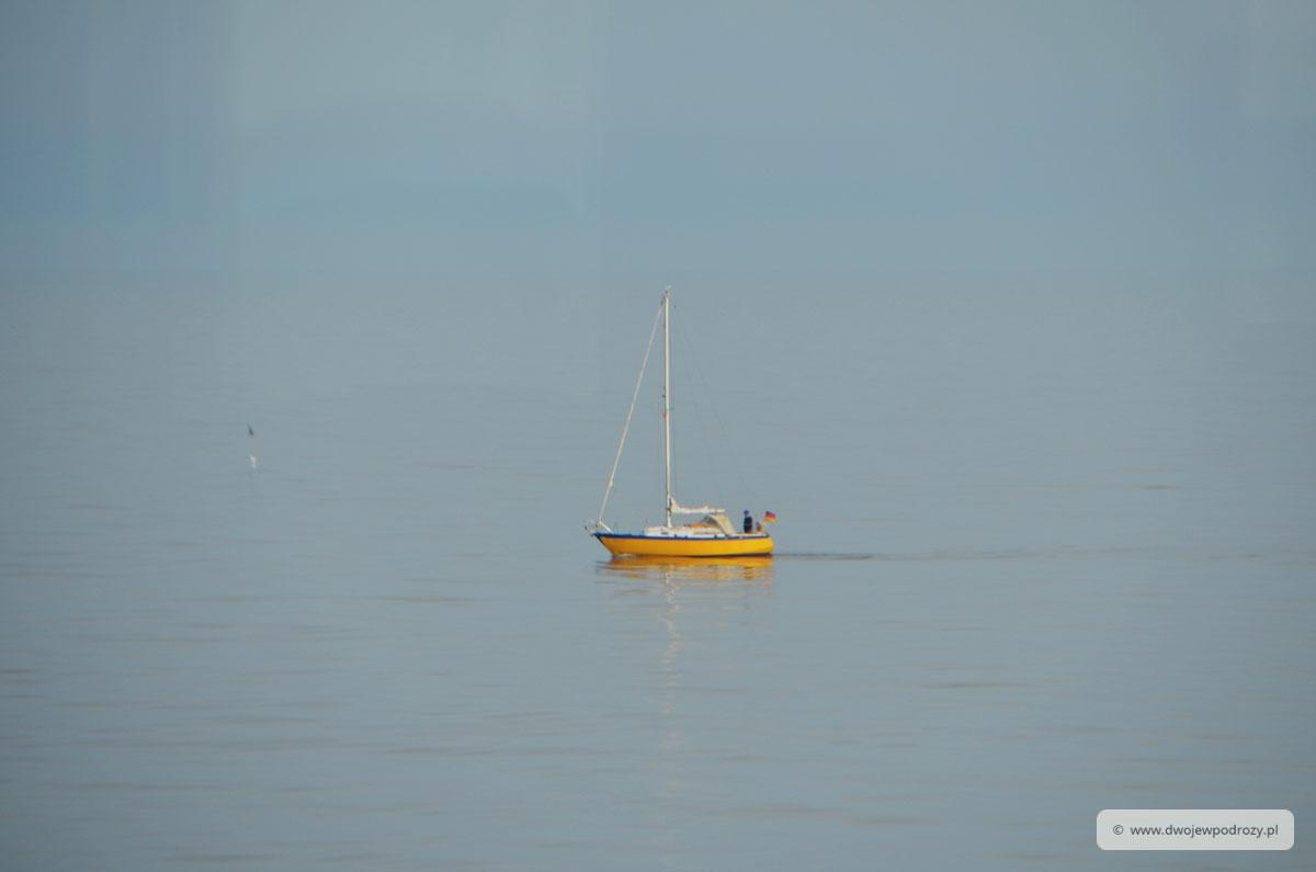 Łódką na Bornholm