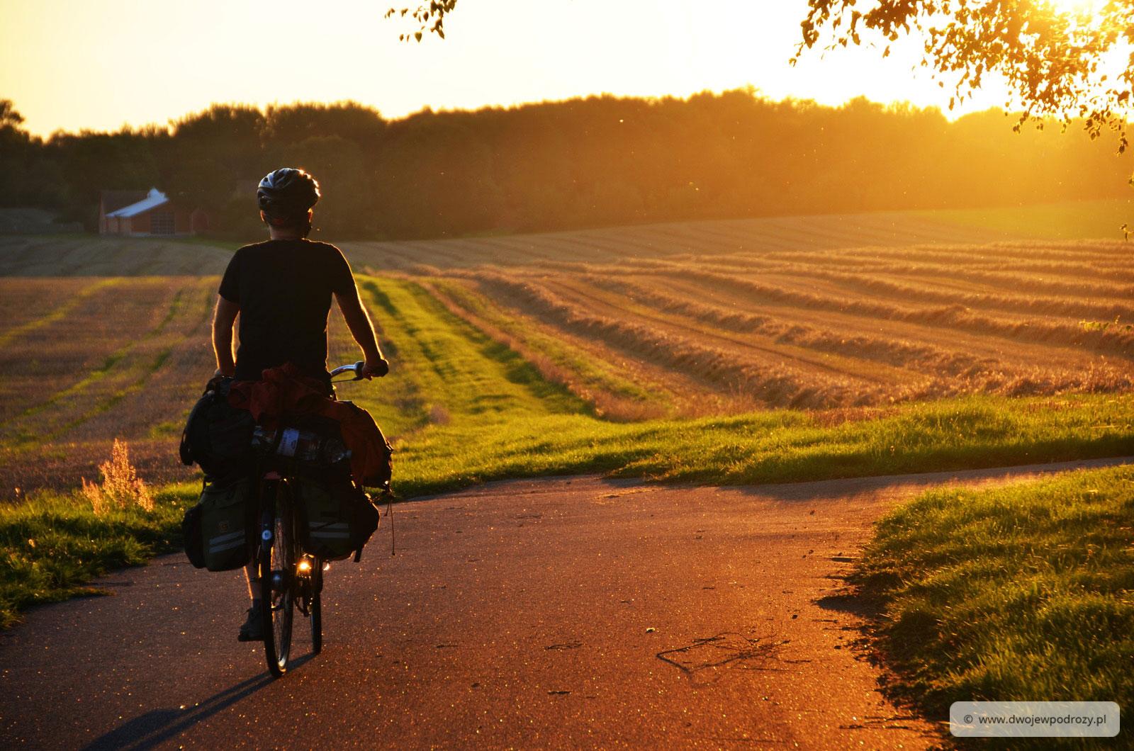 Rowerem przez Bornholm