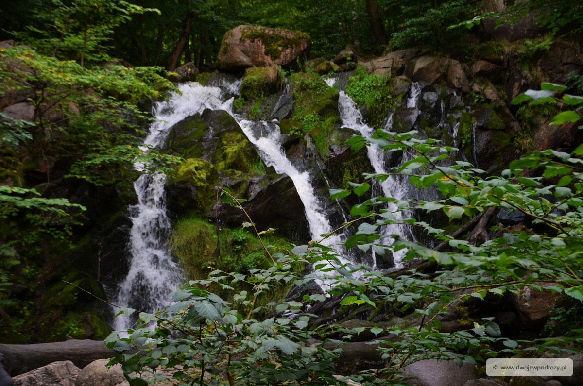 wodospad Dondalen