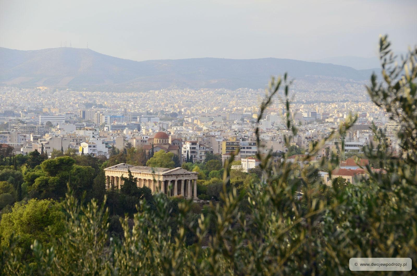 Świątynia Dionizosa Ateny