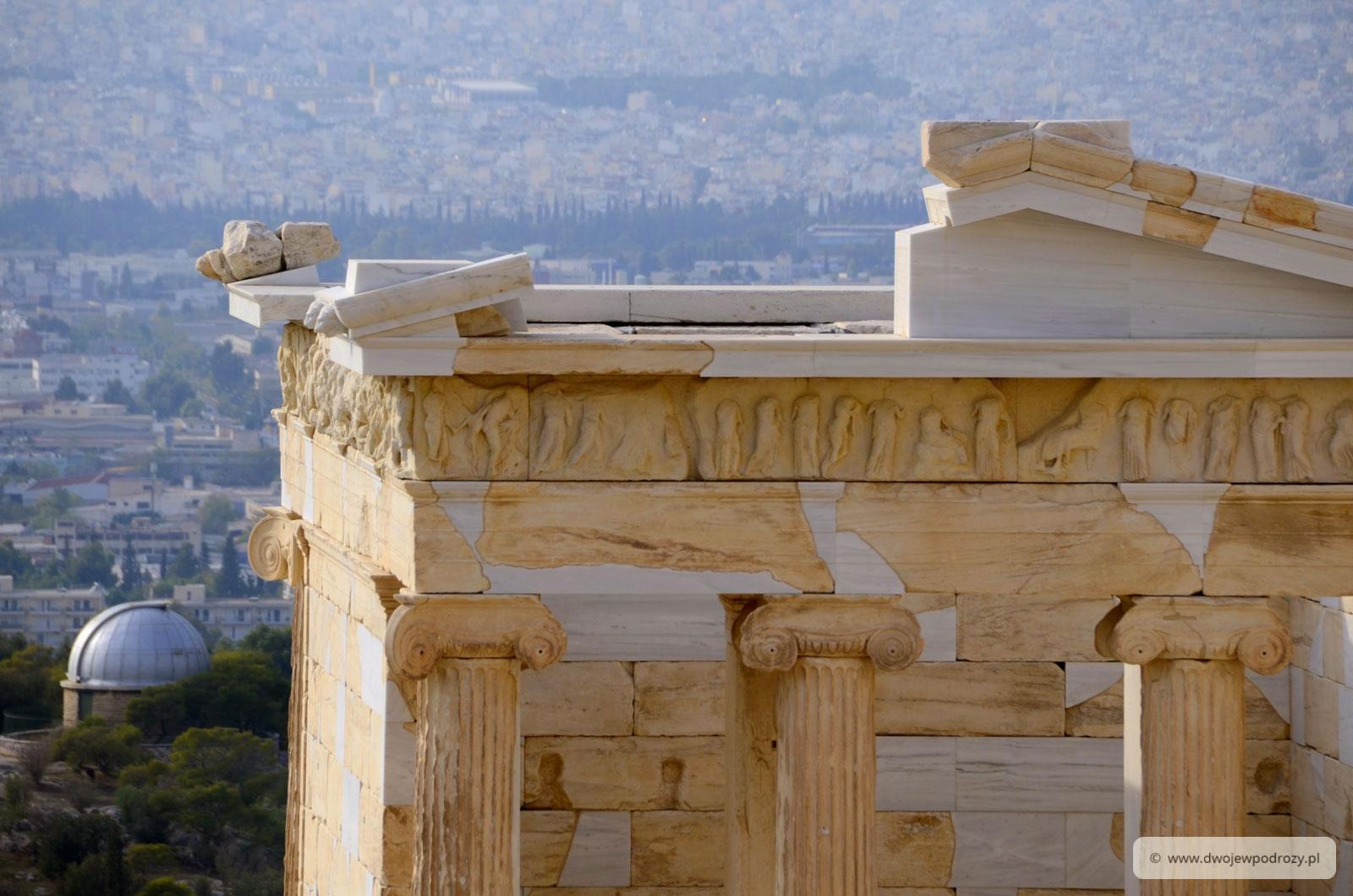 Świątynia Nike Akropol
